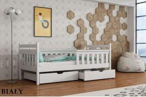 Łóżko 1-osobowe CONTI 90/200 + materac