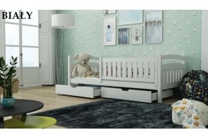 Łóżko 1-osobowe TORO 90/2000 + materac