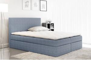 Łóżko kontynentalne BASIC 180/200