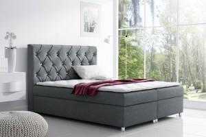 Łóżko kontynentalne ROMA 200/200