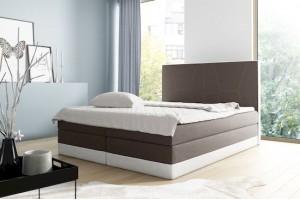 Łóżko kontynentalne ENZO 200x200