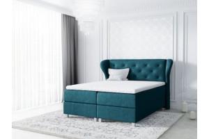 Łóżko kontynentalne BAKARAT 160x200