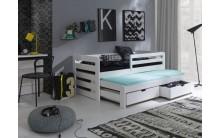 Łóżko piętrowe SENSI 90*200