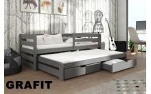 Łóżko piętrowe SENSI 80*180