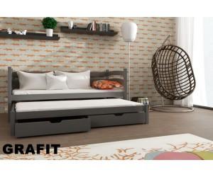 Łóżko piętrowe TOŚKA 80/180+ materace