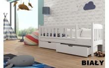 Łóżko piętrowe GUCI 90/190+ materac