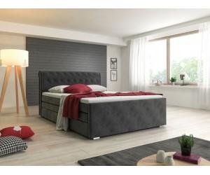 Łóżko tapicerowane LOFT 140/200+ pojemnik