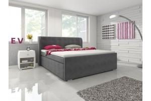 Łóżko tapicerowane VERA 140/200+ pojemnik