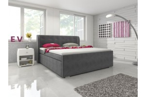 Łóżko tapicerowane VERA 160/200+ pojemnik