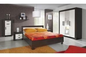 Sypialnia CEZAR bez materaca -zestaw 2