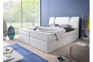Łóżko tapicerowane BOXRIVA