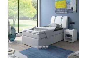 Łóżko tapicerowane RIVA 5