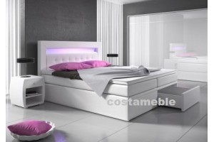 Łóżko tapicerowane MILANO 2