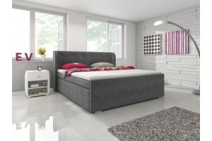 Łóżko tapicerowane VERA