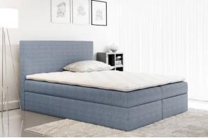 Łóżko kontynentalne BASIC- 5 rozmiarów