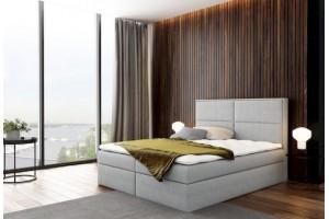 Łóżko kontynentalne GRAND - 5 rozmiarów