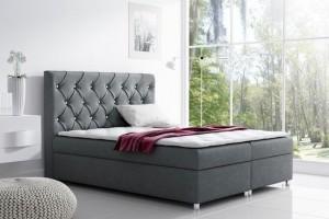 Łóżko kontynentalne ROMA - 5 rozmiarów