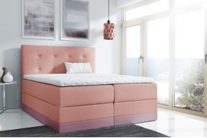 Łóżko kontynentalne ROYAL- 5 rozmiarów